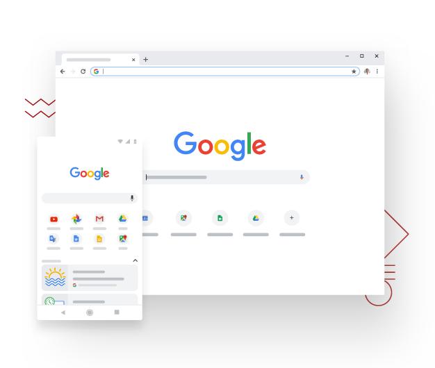 Chrome 可在任何操作系统中和任何设备上运行。您可在笔记本电脑和手机之间来回切换、按照自己喜欢的方式自定义 Chrome 以及继续享用更多功能。