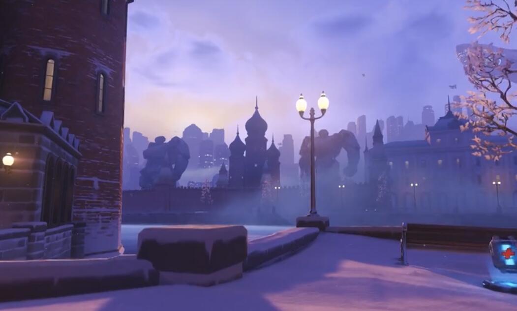 《守望先锋》中有许多不同游戏模式,带来丰富的游戏体验