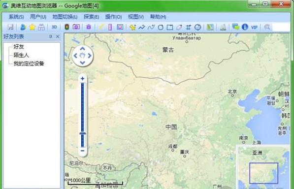 结合卫星图与高程数据,自动进行快速3D建模。优秀的3D加载与显示引擎无比流畅地为您展现全球真实地形。