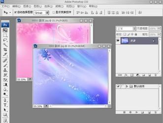 可存储调板和工具设置的排列方式,即时访问个性化的 Photoshop桌面
