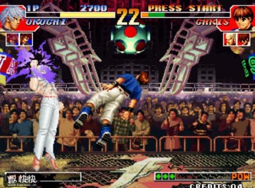 拳皇97,是80后孩子最喜欢的街机格斗游戏之一,在国内非常受欢迎