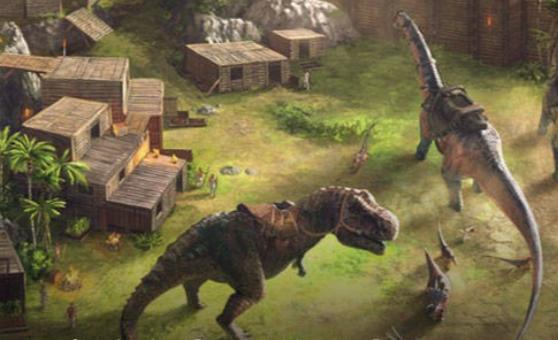 方舟生存进化是一款生存类沙盒动作角色扮演游戏。方舟生存进化玩家需要通过合作/竞技来获取生活必需品。