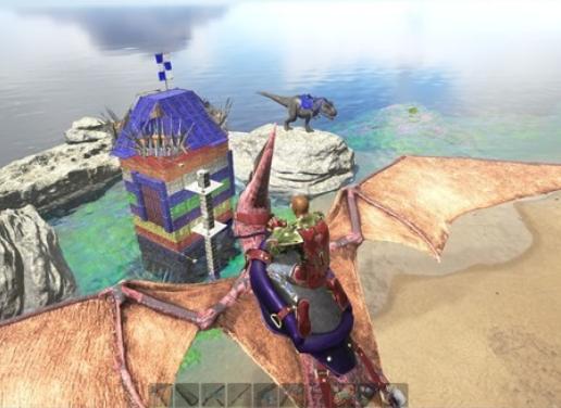 是一款开放世界的以恐龙为主题的游戏,游戏采用虚幻4引擎打造,画面出彩,题材独特。游戏中丰富的自然环境,攻击机制,幻想元素。